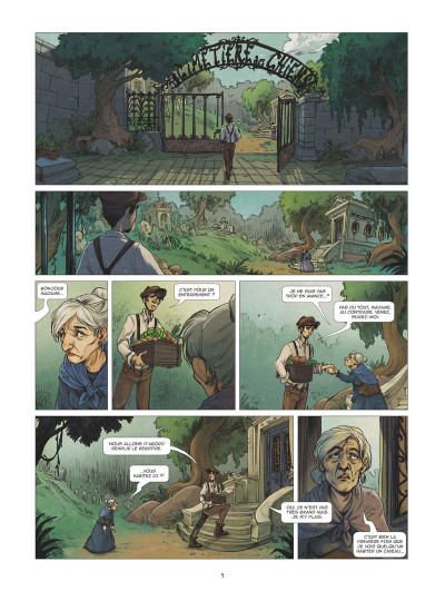Page 4 Le dernier refuge