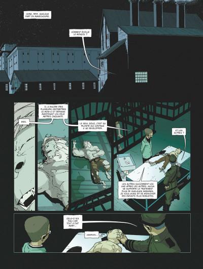 Page 2 Héros du peuple tome 2