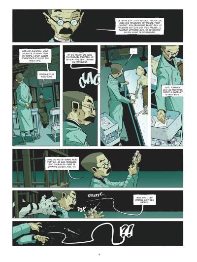Page 3 Héros du peuple tome 2