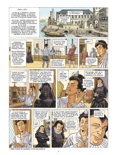 Page 6 Les guerriers de dieu tome 5