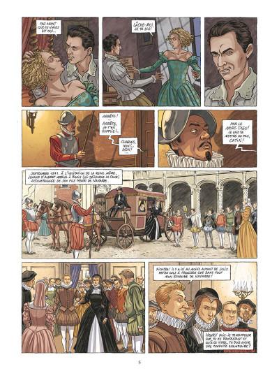 Page 8 Les guerriers de dieu tome 5