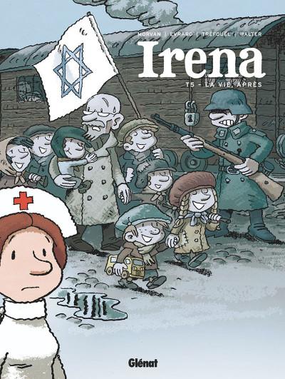 Couverture Irena tome 5