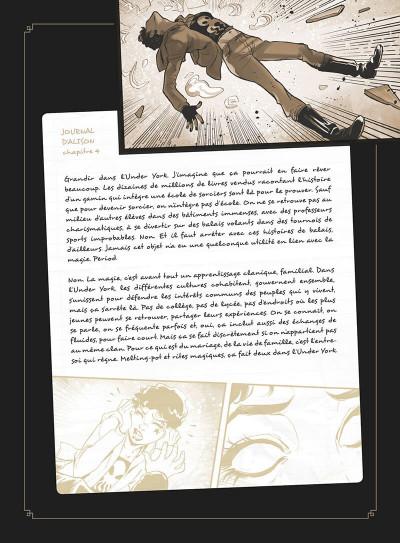 Page 4 Les chroniques d'under york tome 2