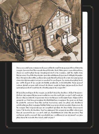 Page 5 Les chroniques d'under york tome 2