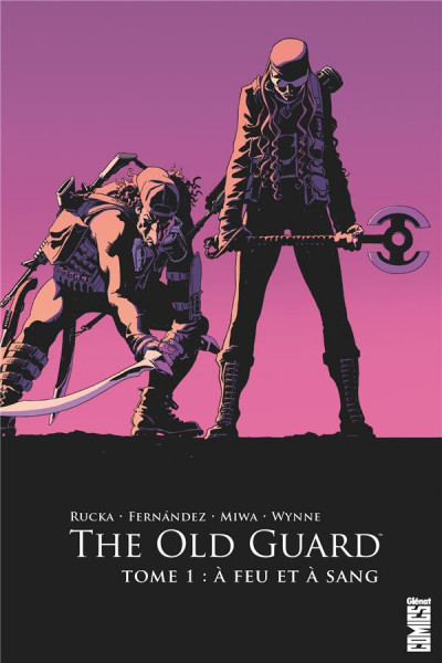 Couverture The old guard tome 1
