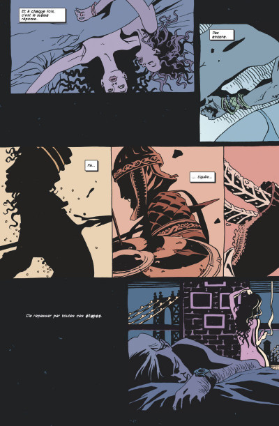 Page 2 The old guard tome 1