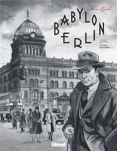 Couverture Babylon Berlin