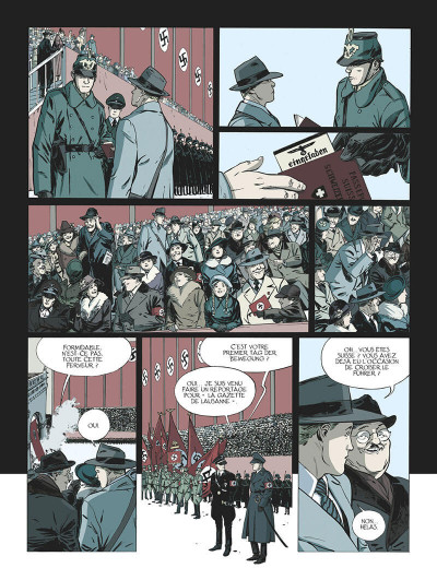 Page 8 La part de l'ombre tome 1