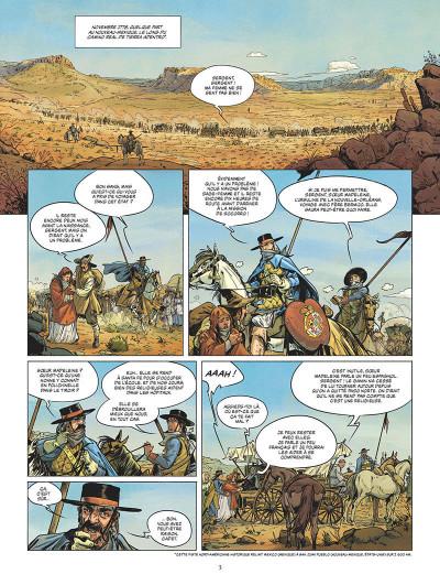 Page 4 Les dragons de la frontière tome 1