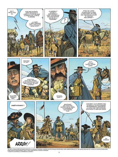 Page 5 Les dragons de la frontière tome 1