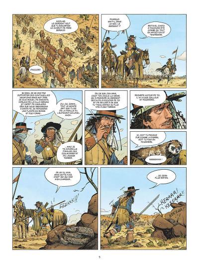 Page 6 Les dragons de la frontière tome 1