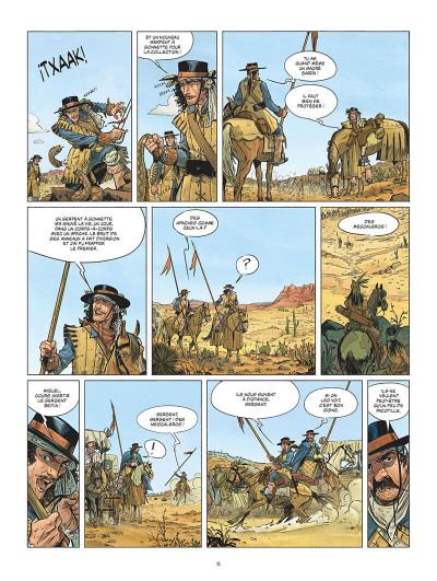Page 7 Les dragons de la frontière tome 1
