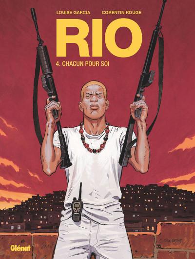 Couverture Rio tome 4