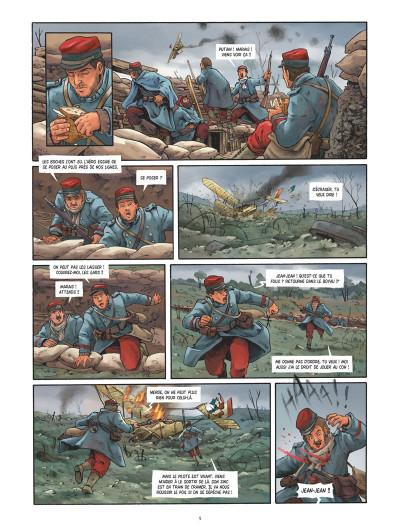 Page 4 Faucheurs de vent tome 3