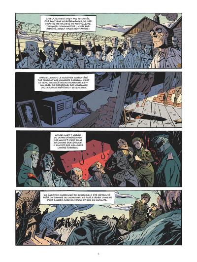 Page 7 Hitler est mort ! tome 1
