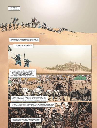 Page 6 Conan le Cimmérien - Les mangeurs d'hommes de Zamboula