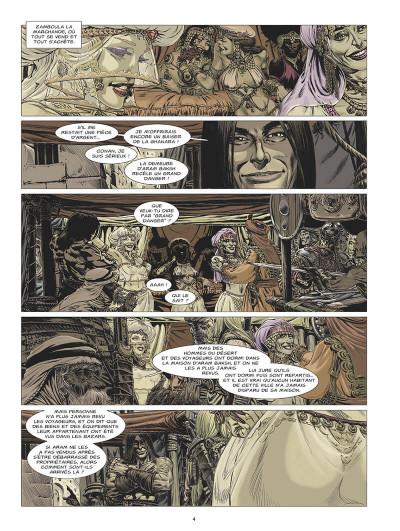 Page 7 Conan le Cimmérien - Les mangeurs d'hommes de Zamboula