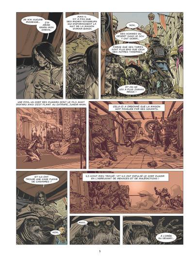 Page 8 Conan le Cimmérien - Les mangeurs d'hommes de Zamboula
