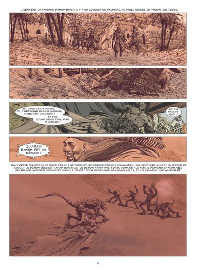 Page 9 Conan le Cimmérien - Les mangeurs d'hommes de Zamboula