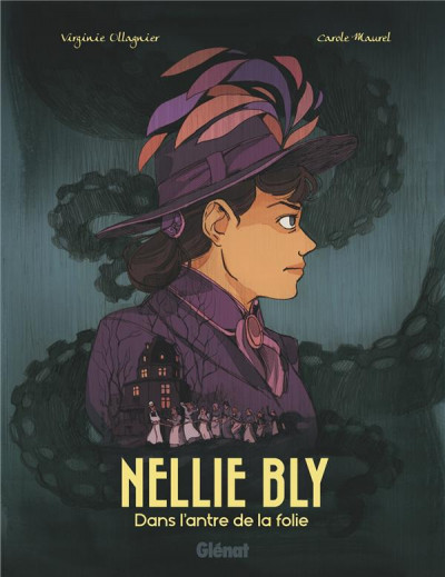 Couverture Nellie Bly