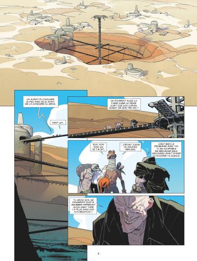 Page 1 L'orphelin de Perdide tome 2 - Silbad