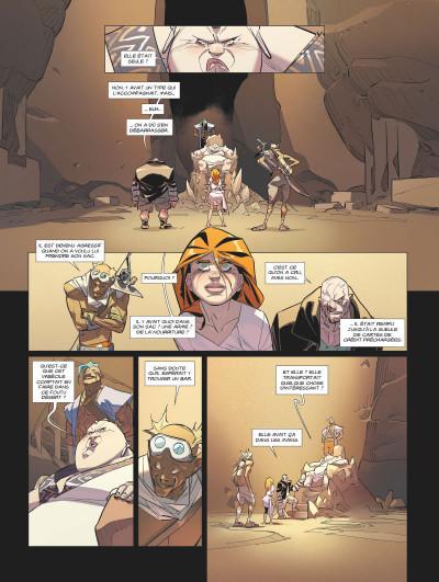 Page 4 L'orphelin de Perdide tome 2 - Silbad