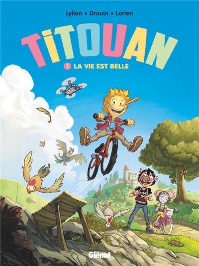 Couverture Titouan tome 1
