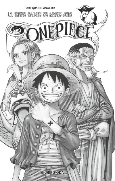 Page 2 One piece tome 90