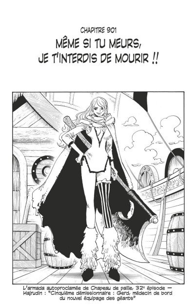 Page 8 One piece tome 90