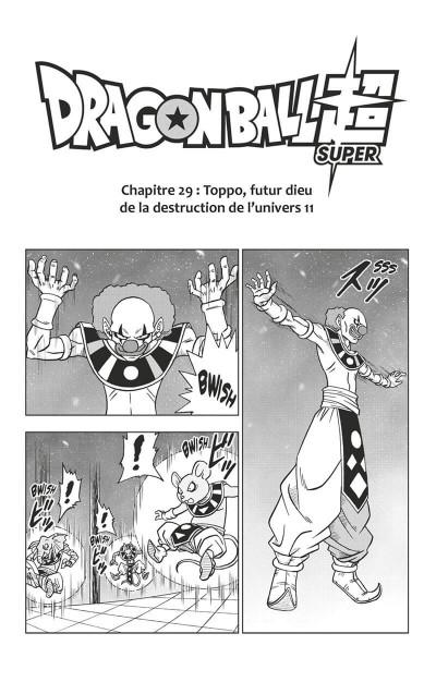 Page 6 Dragon ball super tome 6
