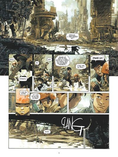 Page 8 Le mur tome 1