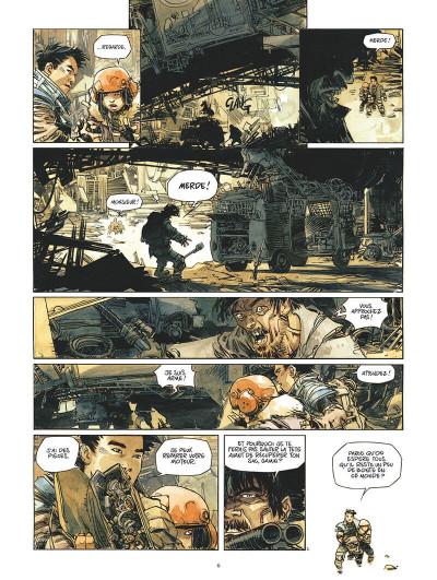 Page 9 Le mur tome 1
