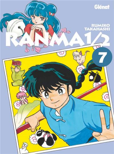 Couverture Ranma 1/2 - édition originale tome 7