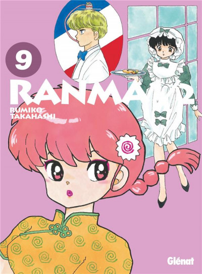 Couverture Ranma 1/2 - édition originale tome 9