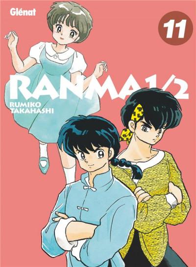 Couverture Ranma 1/2 - édition originale tome 11
