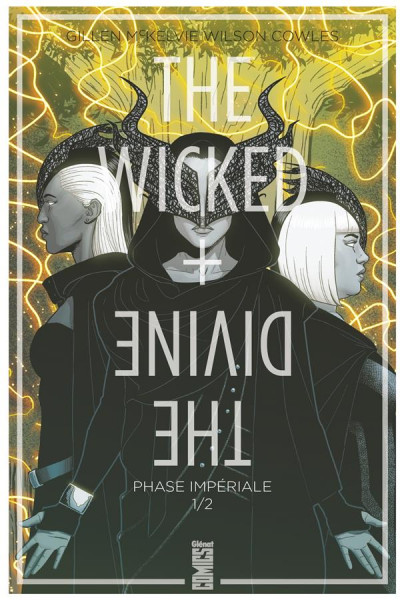Couverture The wicked + the divine tome 5