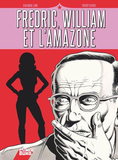 Couverture Fredric, William et l'Amazone