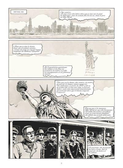 Page 6 Fredric, William et l'Amazone