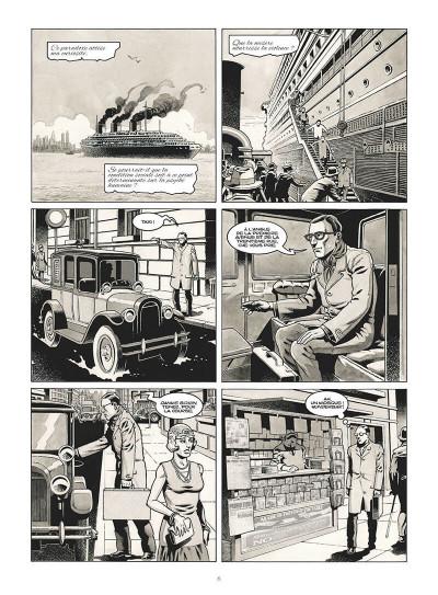Page 7 Fredric, William et l'Amazone