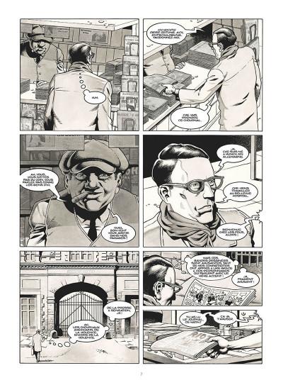 Page 8 Fredric, William et l'Amazone
