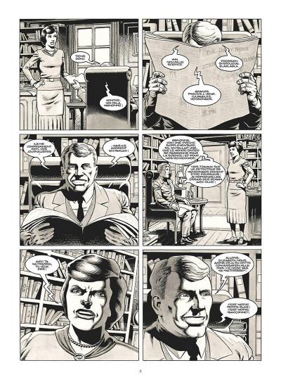 Page 9 Fredric, William et l'Amazone
