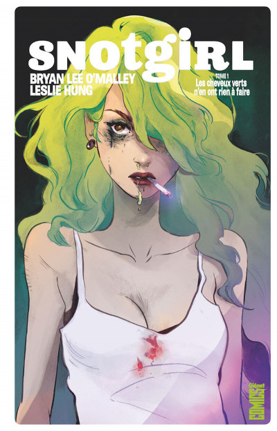 Couverture Snotgirl tome 1