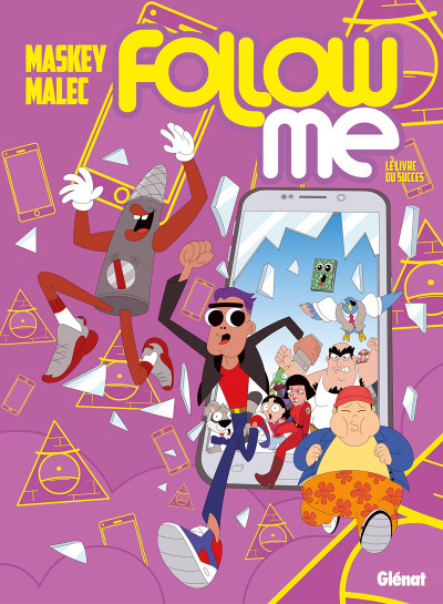 Couverture Follow me tome 1