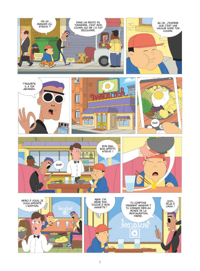 Page 4 Follow me tome 1
