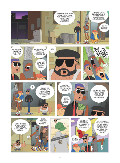 Page 5 Follow me tome 1