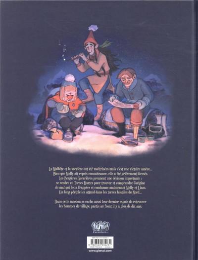 Dos Bergères guerrières tome 3