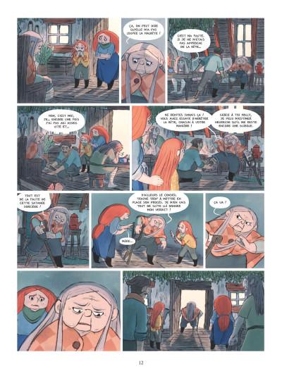 Page 1 Bergères guerrières tome 3