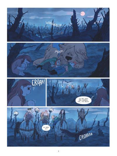 Page 2 Bergères guerrières tome 3