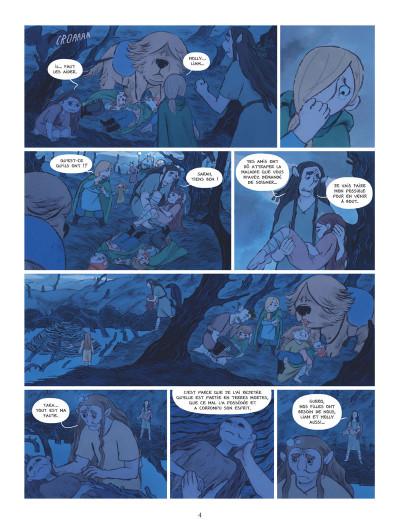 Page 3 Bergères guerrières tome 3