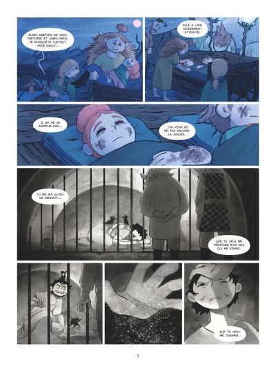 Page 4 Bergères guerrières tome 3